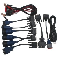 Full Set Cables for NEXIQ 125032 USB Link