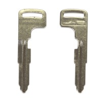 Smart Key Blade (Silver) For Mitsubishi 20pcs/lot