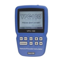 VPC100 VPC-100 Pin Code reader Calculator with 300+200 Tokens