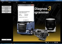 Scania VCI 2 SDP3 V2.31.1 for Trucks/Buses
