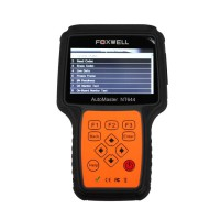 Foxwell NT644 AutoMaster All Makes Full Systems + EPB + Oil Service Scanner Life-Time Free Update