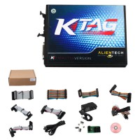 KTAG K-TAG ECU BDM Programming Tool Master Version No Limited Tokens 4G Memory Version