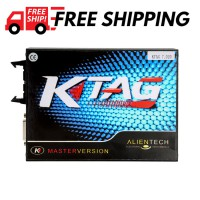 [Ship from UK NO TAX]V2.23 KTAG ECU Programming Tool Master Version Firmware V7.020 Get Free ECM TITANIUM V1.6