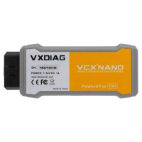 VXDIAG VCX NANO For Volvo Car Diagnostic Tool Function Better Than for Volvo Dice 2014D Scanner