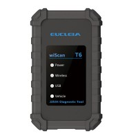 EUCLEIA wiScan T6 J2534 Diagnostic Tool Wireless VCI for TabScan S7W/ TabScan S8