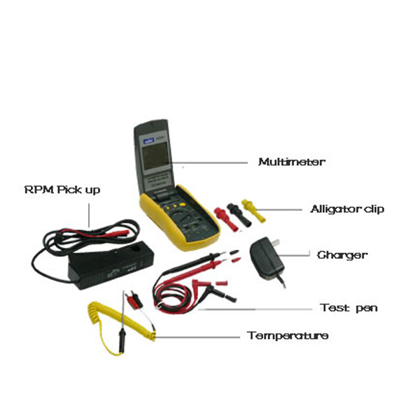 Automotive Digital Multimeter ADD81