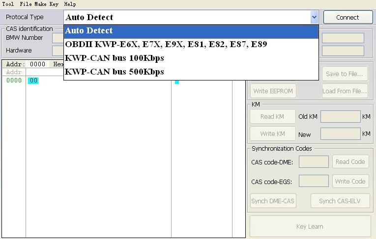 BMW Multi Tool V7 7 For CAS1 CAS2 CAS3 CAS3+ EEPROM Key Programmer