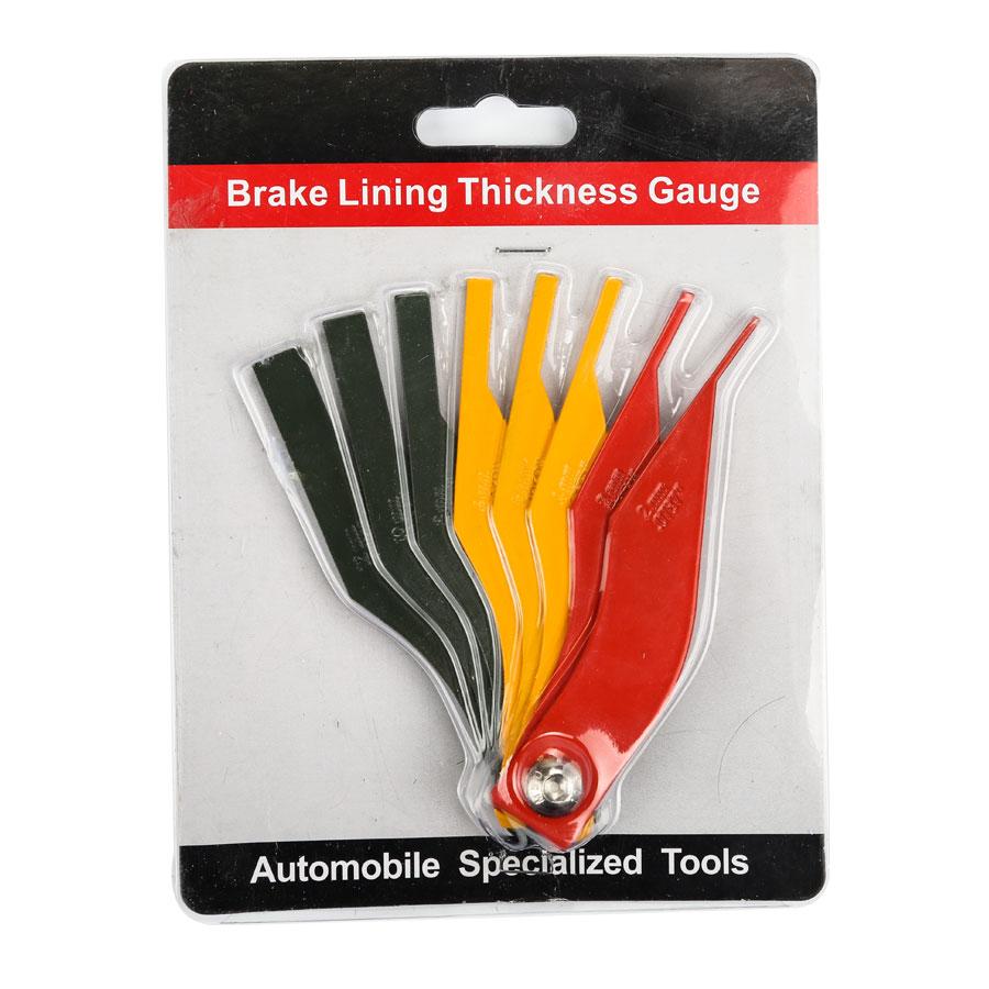 Brake Lining Tools : Hot sale brake lining thickness gauge automobile