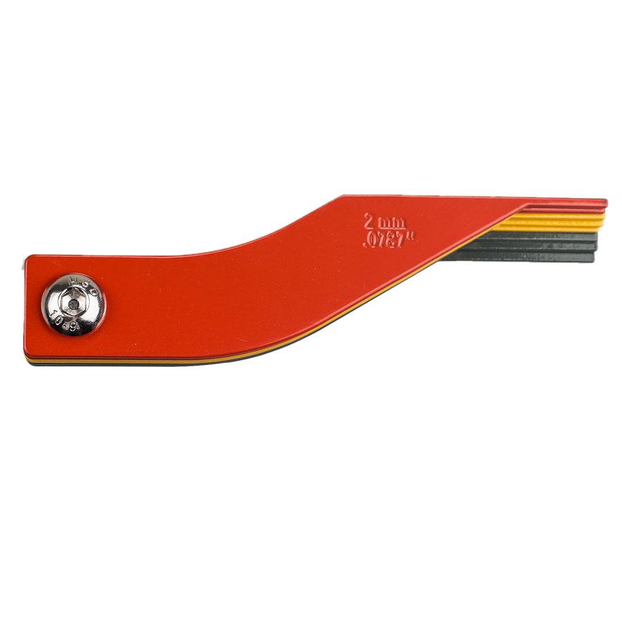 705 Brake Lining Thickness Gauge : Hot sale brake lining thickness gauge automobile