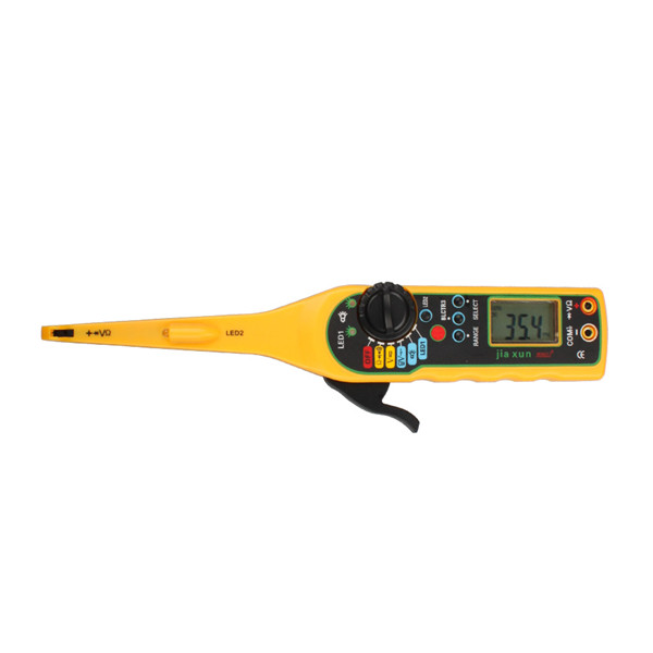 Car Auto Power Electric Circuit Tester multimeter+lam​p+probe+Light 0-380Volt