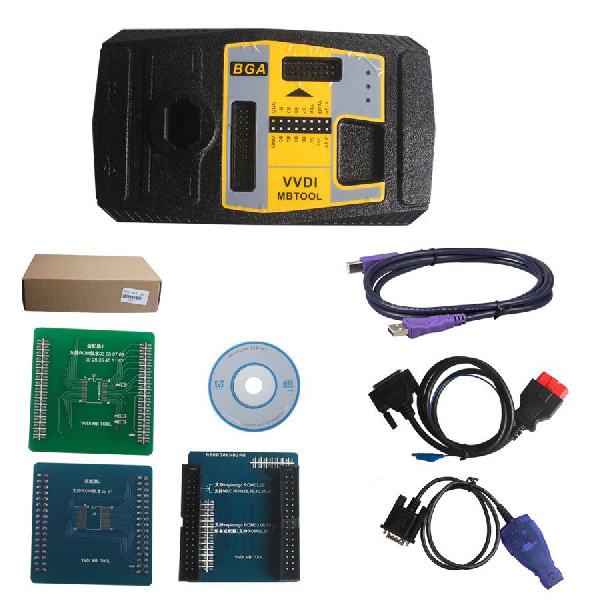 Value Bundle Xhorse CONDOR XC-002 Plus VVDI MB with 1 Free Token Everyday