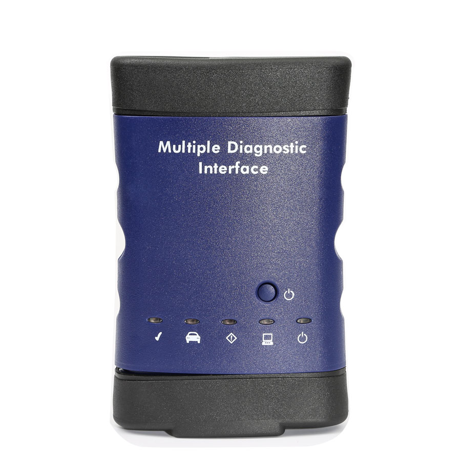 [DHL FREE SHIP]Latest GM MDI Multiple Diagnostic Interface with WIFI Plus GM MDI GDS2 Win Software Sata HDD