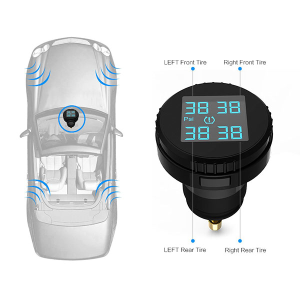 Pressure Pro Tire Monitoring System Best Price Kolsol Ts61