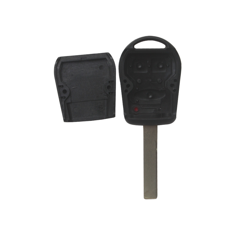 land rover three button remote control key shell