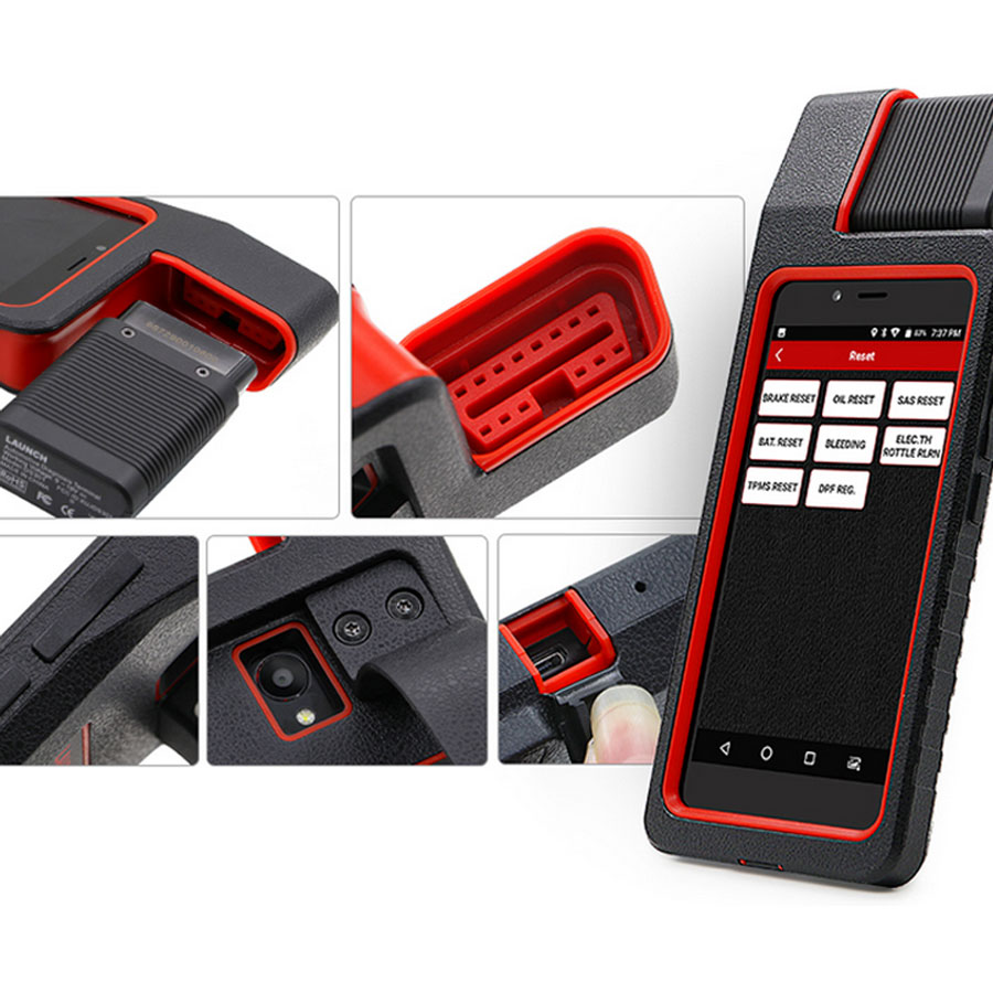Launch X431 Diagun IV Powerful Diagnostic Tool New X-431 Diagun IV Code Scanner with 2 Years Free Update