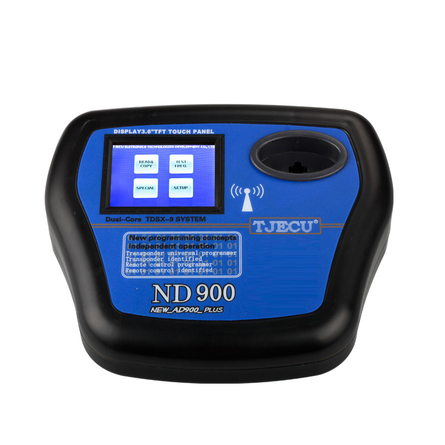 ND900 Pro +ID46 Duplicating Machine Key Programmer