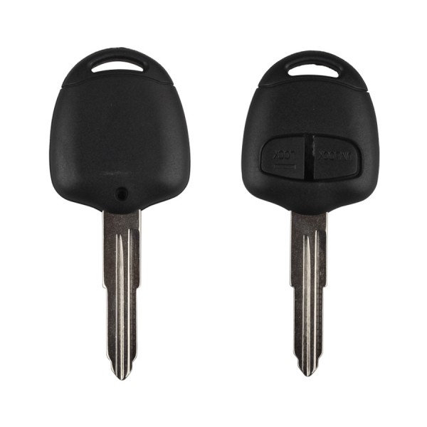 Remote Key Shell 2 Button (Left Side) 2B for Mitubishi 10pcs/lot
