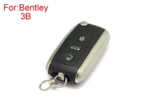 Remote Key shell 3 buttons (cheaper)for Bentley