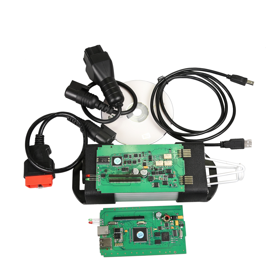 [Newest Update]V169 CAN Clip For Renault Diagnostic Tool B Version Update Via CD