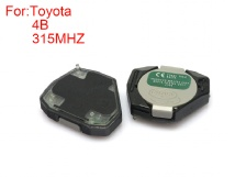Remote Key l 4 buttons 315MHZ MOROCCO:MR3264/200705018/POS