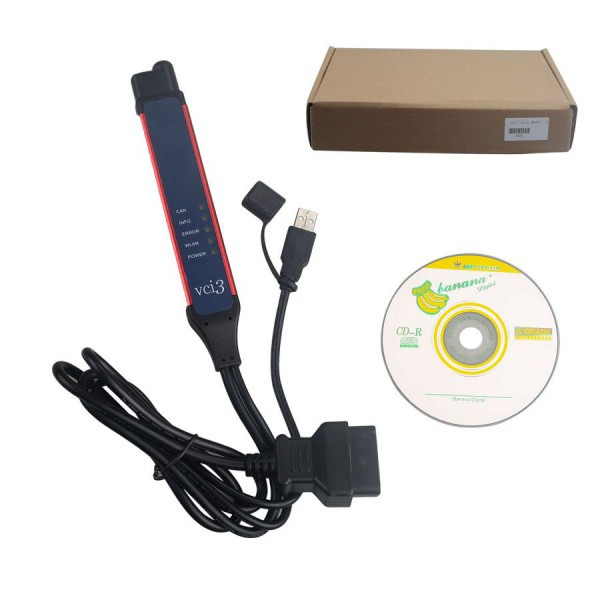 V2.27 Scania VCI3 VCI3 Scanner Wifi Wireless Diagnostic Tool