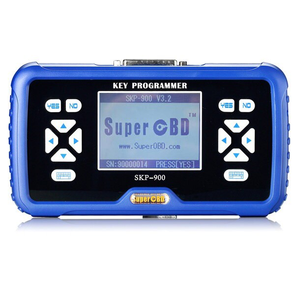 [Ship from UK NO TAX]V5.0 SuperOBD SKP-900 SKP900 Handheld Key Programmer Unlimited Tokens Free Update Online