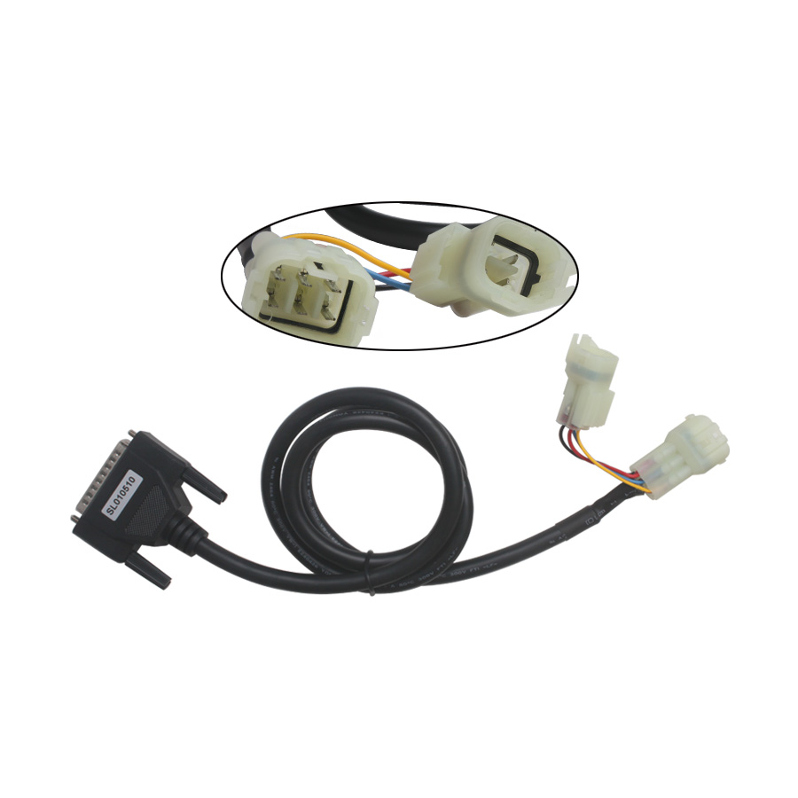 SL010510 Kawasaki 6pin Cable MY2010 For MOTO 7000TW motorcycle Scanner