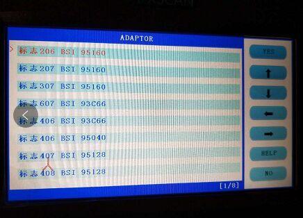 SKP1000 Key Programmer Technical Service
