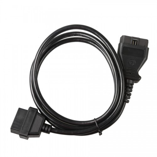 OBD2 16 pin Male to Female extension cable 1.5M Used for M-diag/Easydiag