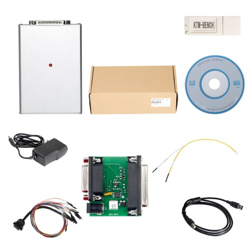 [Ship from UK NO TAX] V1.2 KTM BENCH KTM-BENCH ECU Programmer for BOOT and Bench Read and Write Promotion