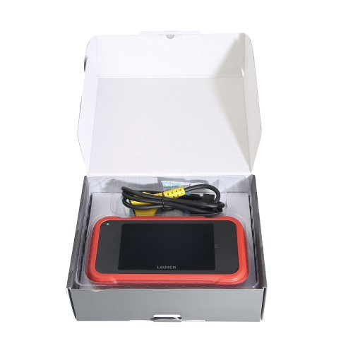 Launch X431 CRP129E OBD2 Auto Scanner Engine ABS SRS AT Brake Oil SAS ETS TMPS Reset Free Update Online