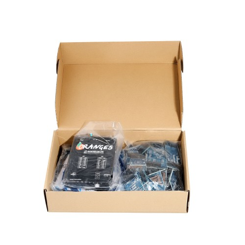 [Ship from UK NO TAX] OEM Orange5 Professional Programming Device With Full Packet Hardware + Enhanced Function Software
