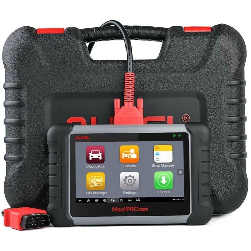 [Ship from UK/EU NO TAX] Autel MaxiPro MP808K All System Diagnostic Tool with Bi-Directional Control Key Coding (Same as DS808K)