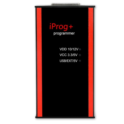 [Ship from UK NO TAX] Iprog+ Pro V84 Car Key Programmer with 7 Adapters Support Airbag,carradio,dpf off,ECU,IMMO KEY