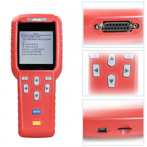 Original Xtool X-100 X100 PRO Auto Key Programmer(Buy SK284 XTOOL X100 Pro2 Instead)