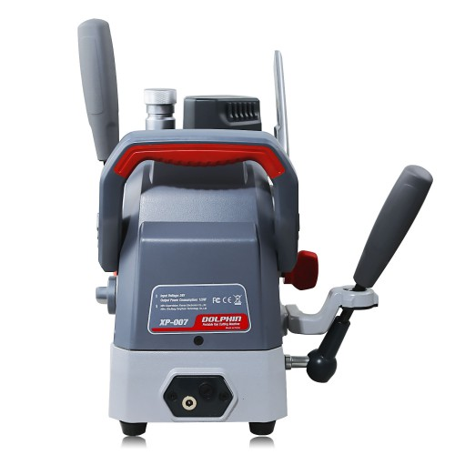 [Ship from UK/EU NO TAX] Xhorse Dolphin XP-007 Automotive Key Cutting Machine