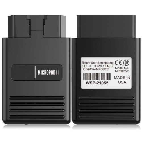 [Ship from UK NO TAX] V17.04.27 wiTech MicroPod 2 Diagnostic Programming Tool for Chrysler