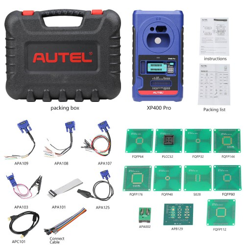 AUTEL XP400 PRO KEY PROGRAMMING ADAPTER FOR IM508 / IM608