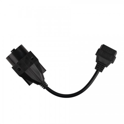 [UK Ship] BMW  20pin to obd2 16 Pin Connector