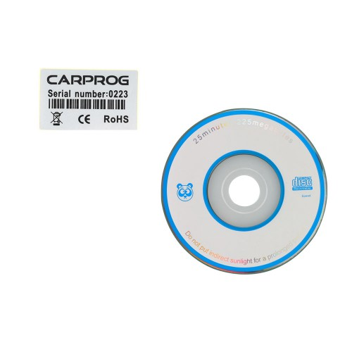 [EU/UK Ship] CARPROG FULL V10.93 Firmware Perfect Online Version with All 21 Adapters