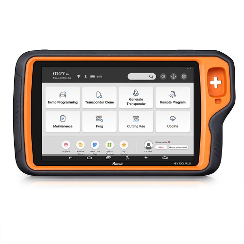 [4% Off €2105 UK/EU Ship] XHORSE VVDI KEY TOOL PLUS Full Configuration Advanced Version Diagnostic Tablet