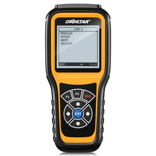 OBDSTAR X300M Special for Odometer Adjustment and OBDII Lifetime Free Upgrade