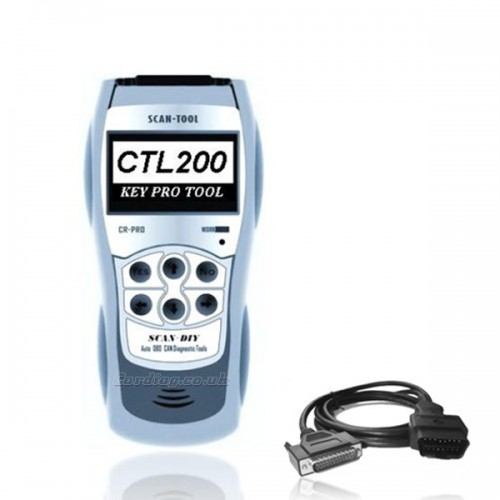 CR-PRO CTL200 V1.3 Scan Tool Code Reader for Chinese Cars