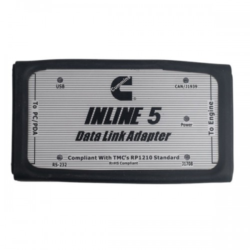 Inline 5 Insite 8.2 For Cummins With Multi Languages WIN7 only