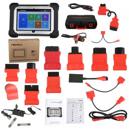 Promotion Foxwell GT80 Next Generation Diagnostic Platform DHL Free Shipping