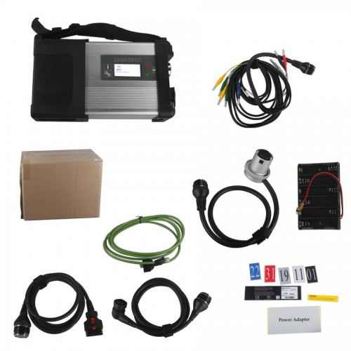 V2020.06 MB SD C5 Diagnosis With WIFI For Cars & Trucks With HDD Update Version Of SD C4
