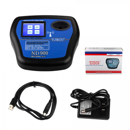 Best ND900 Auto Key Programmer With Latest Version 2.28.3.63 Update Online