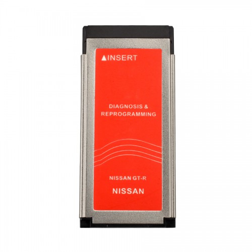 GTR Card For Nissan Consult 3 and Nissan Consult 4