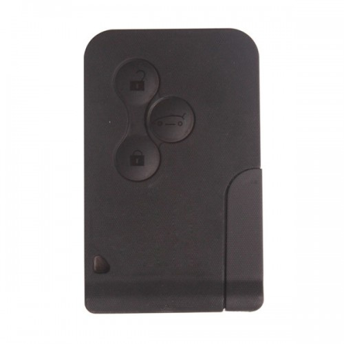 3 Button Smart Key For Renault 433MHZ