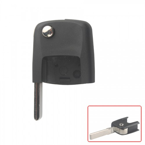 Remote Key Head ID48 for Skoda 5pcs/lot